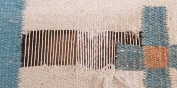 wool rug repair